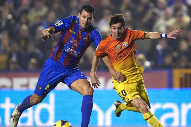 FC Barcelona vs. Levante: Complete La Liga Preview