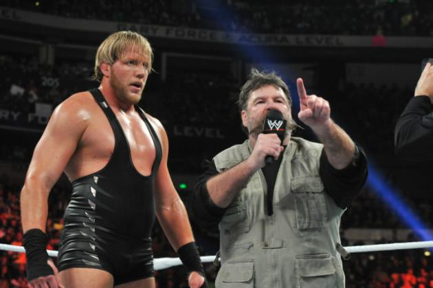 Jack Swagger's World Title Chase Will Leave Him with Nothing