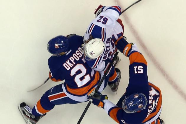 Source: Rangers to Play Islanders at Yankee Stadium on Jan.29