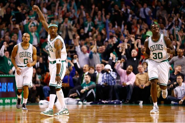Why Boston Celtics' Role Players Are Hidden Key to 2013 Playoff Push