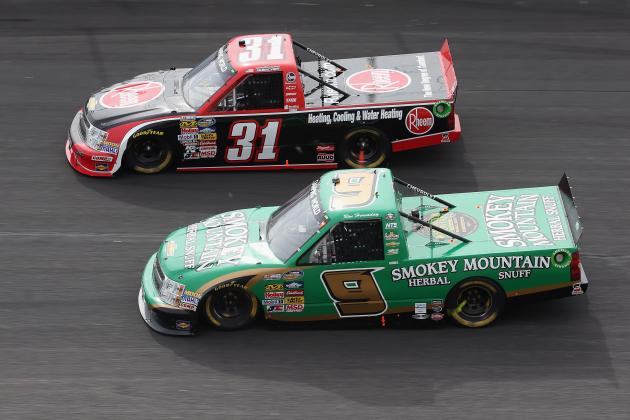 Should Ron Hornaday Be Suspended by NASCAR?