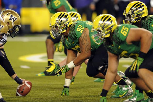 Oregon Football: Why 2013 Defensive Line Will Be the Ducks' Best Ever