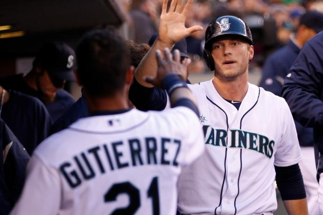 ESPN Gamecast: Tigers vs Mariners