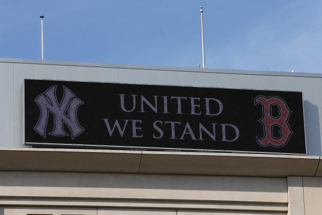 Boston Marathon Bombing: In Wake of Tragedy We Are All Patriots