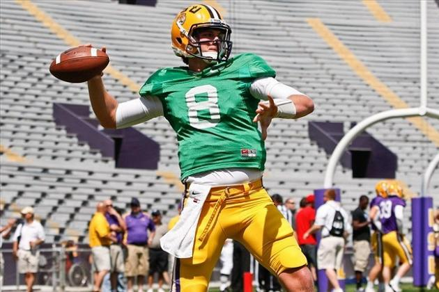 LSU Football:  5 Things to Expect from the Tigers' Spring Game