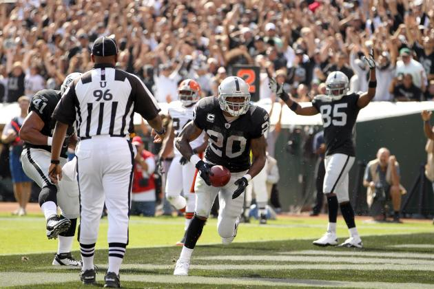 Darren McFadden Will Anchor the Oakland Raiders in 2013 and Beyond