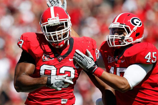 2013 Atlanta Falcons Potential Draft Pick Profile: LB Cornelius Washington