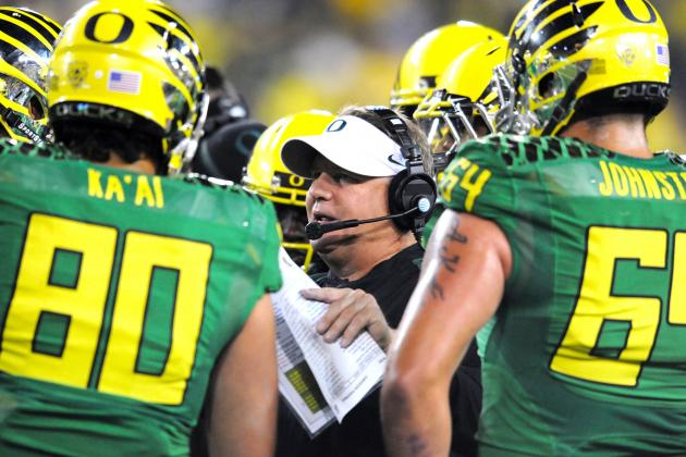 New Documents Show Oregon Football Could Be in Deep Trouble