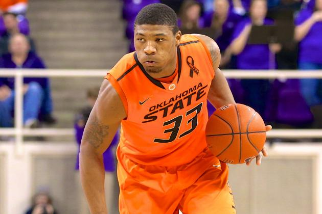 Marcus Smart Will Return to Oklahoma State for Sophomore Season