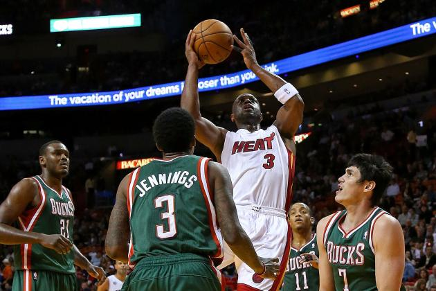 Milwaukee Bucks vs. Miami Heat: Eastern Conference Round 1 Preview