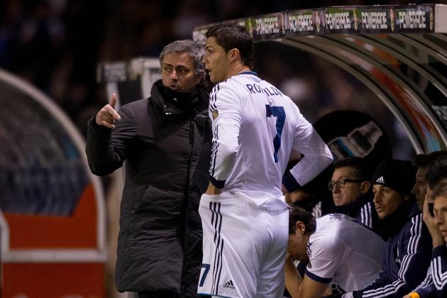 Real Madrid: If Jose Mourinho Leaves, Will Cristiano Ronaldo Follow?