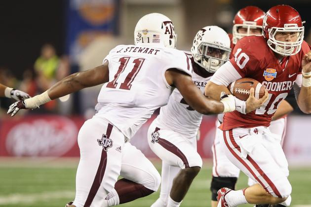 Jonathan Stewart Scouting Report: NFL Outlook for Texas A&M LB