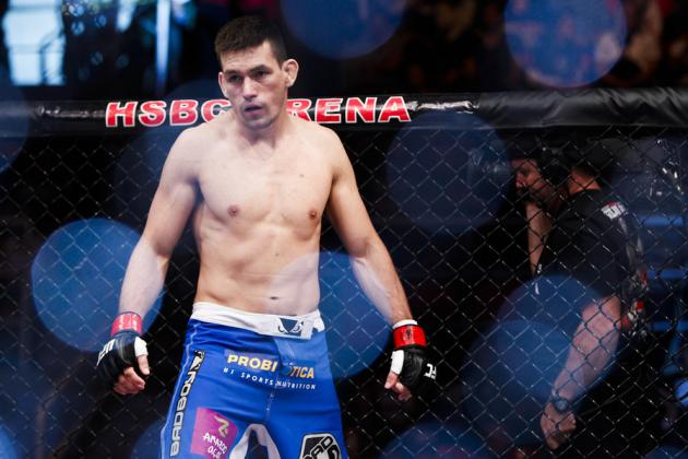 Demian Maia Would Love to Fight Nick Diaz