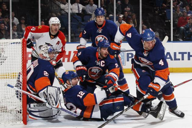 Islanders Use Quick Start to Beat Panthers