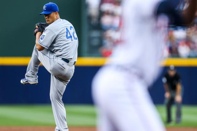 Royals Fall to Braves by Way of the Solo Home Run