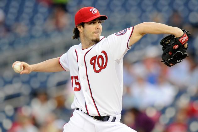 Nationals Loss to Marlins Leaves Starter Dan Haren Searching for Answers