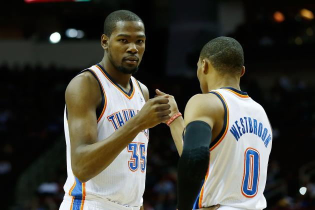 Oklahoma City Thunder Playoffs Schedule: Teams That Would Bother West's Top Seed