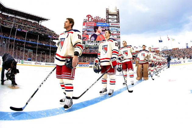 NHL Reportedly to Feature 6 Outdoor Games in 2014