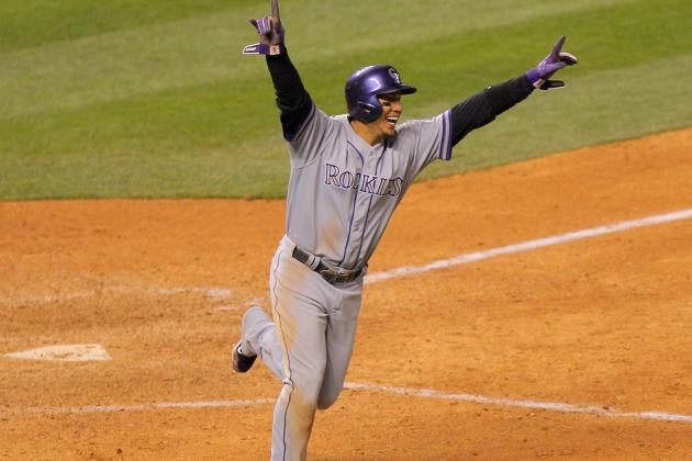 Rockies Top Mets in 10th for Twinbill Sweep
