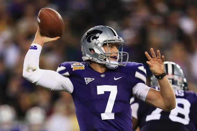 Collin Klein Scouting Report: NFL Outlook for Kansas State QB