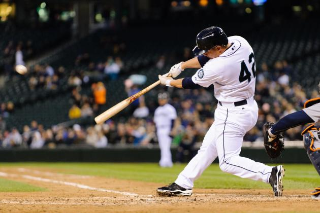 Mariners Can't Generate as Much Offense as Miguel Cabrera in Latest Loss