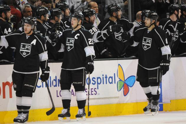 Kings May Find Way Back to San Jose