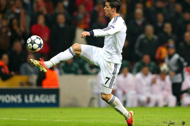 Why Cristiano Ronaldo Is the World's Most Athletic Footballer