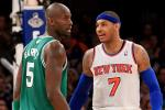 NBA Playoff Matchups Set