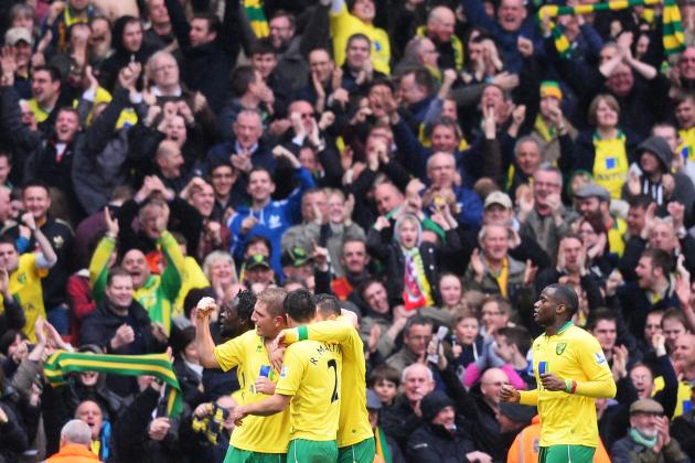 Norwich City: Why Reading Clash Is One of the Biggest in the Canaries History