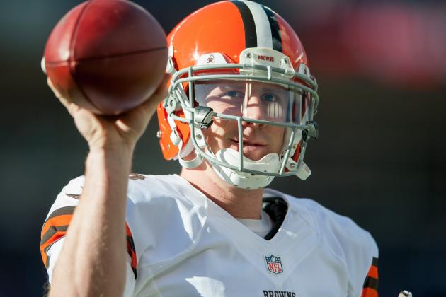 Weeden Talks of Being 'The Man'