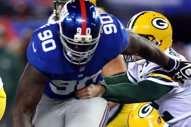 NY Giants Defensive End Jason Pierre-Paul Says Tom Coughlin Comments