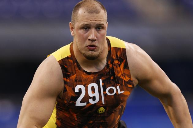 Lane Johnson a Possibility for Miami Dolphins If They Trade Up in NFL Draft