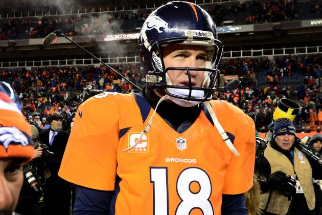 Broncos' Peyton Manning Seeks 'Uncomfortable Atmosphere' in Denver