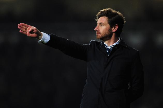 Tottenham Boss Andre Villas-Boas Should Be Applauded for Fighting for Every Inch