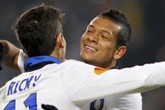 Guarin to Remain at Inter