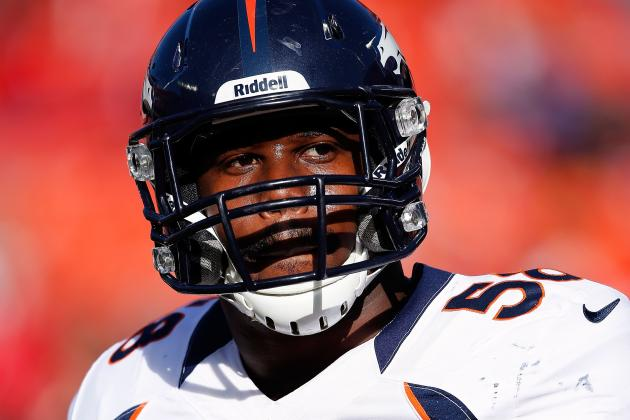 Lighthearted Von Miller Looking Forward to 'Whipping' Luke Joeckel in NFL