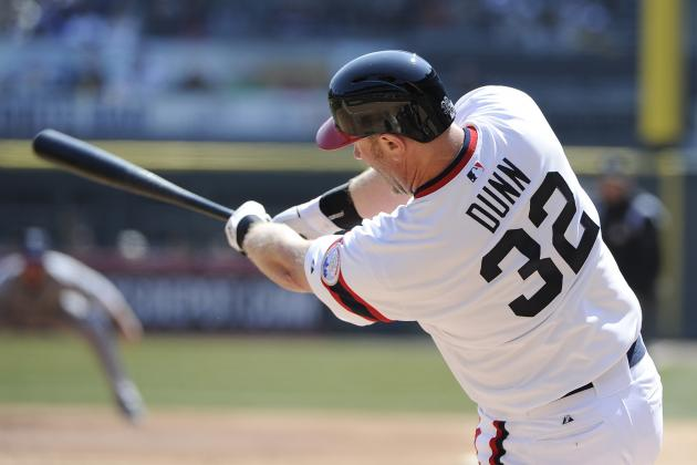Chicago White Sox: Adam Dunn's Experiment Has to End