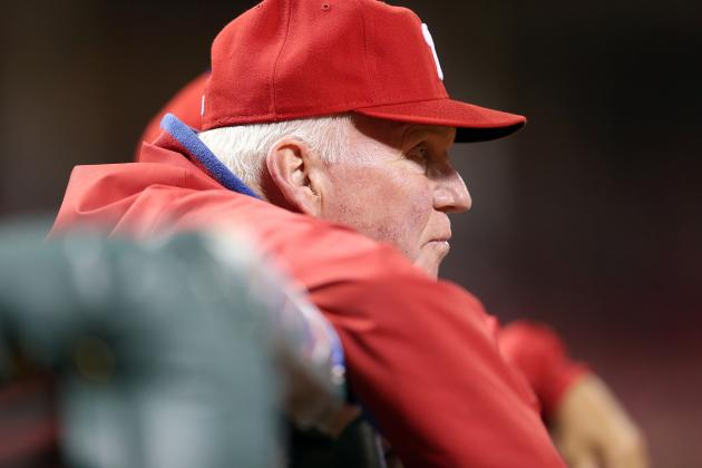 Phillies-Reds Suspended in 9th; Game Scoreless