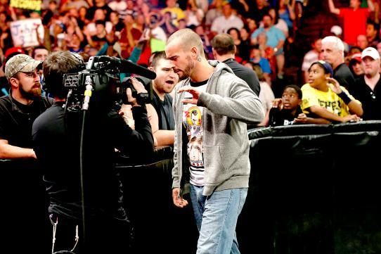 Report: CM Punk's Current WWE Status and Potential Return Revealed