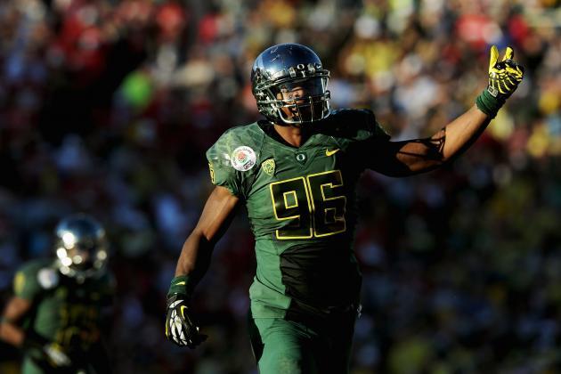 2013 NFL Mock Draft: Picks in Round One That Teams Must Make