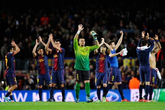 Barca to Trim Squad