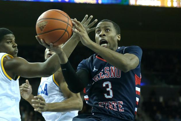 Fresno State Guard Kevin Olekaibe to Transfer