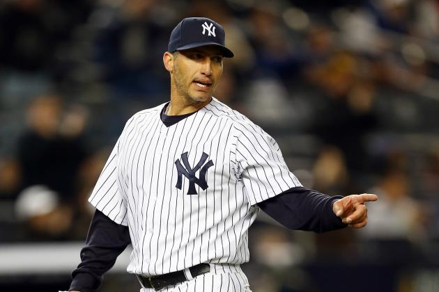 Yankees Pitcher Pettitte Says He's 'Good to Go'