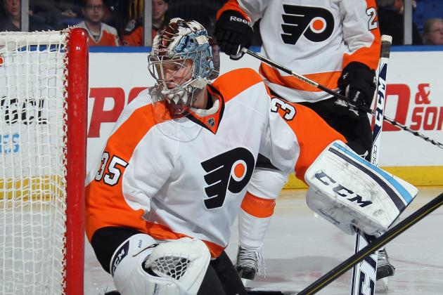 Mason Dazzles as Flyers Drop Rangers