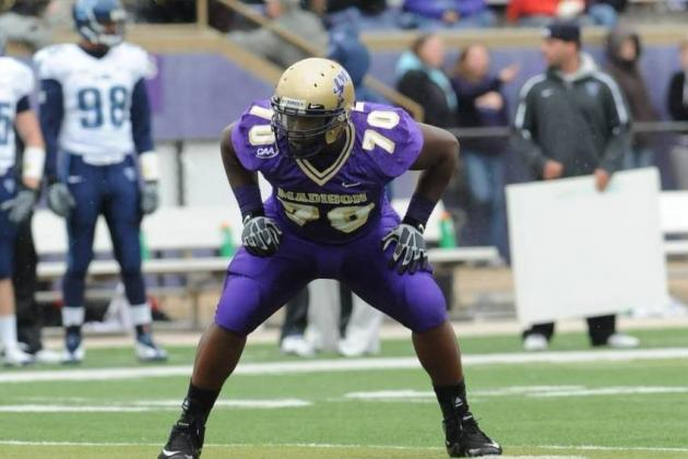 Earl Watford Scouting Report: NFL Outlook for James Madison Guard