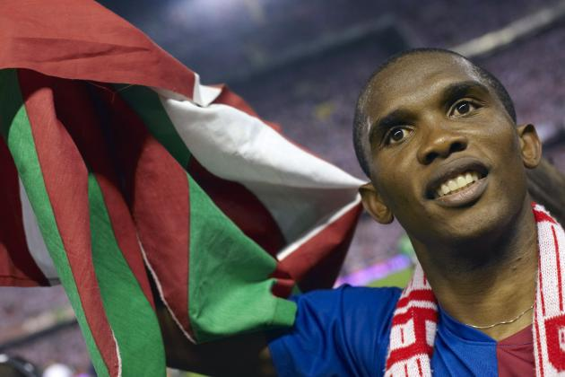 Samuel Eto'o: The Greatest African Player of All Time