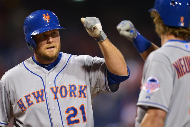 Mets' Duda Tweaks Back, Leaves Game