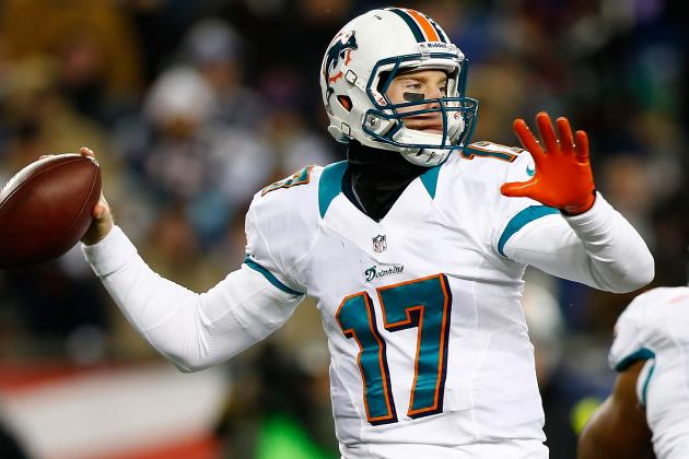 Will Ryan Tannehill Maximize His New Weapons?