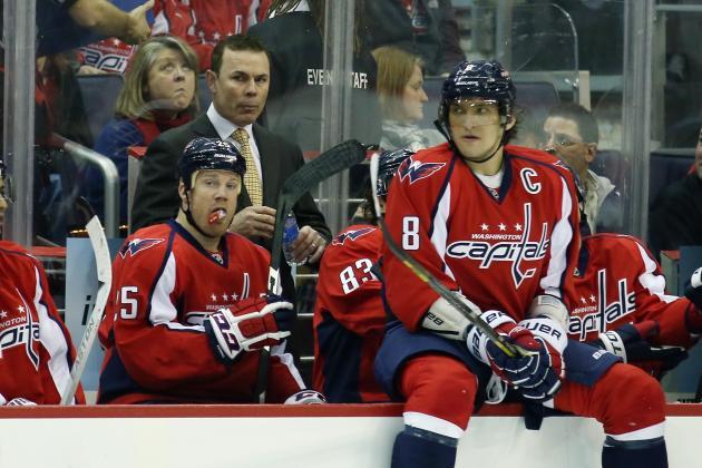 'Biased' Caps Coach: Ovechkin Should Win MVP, Not Crosby