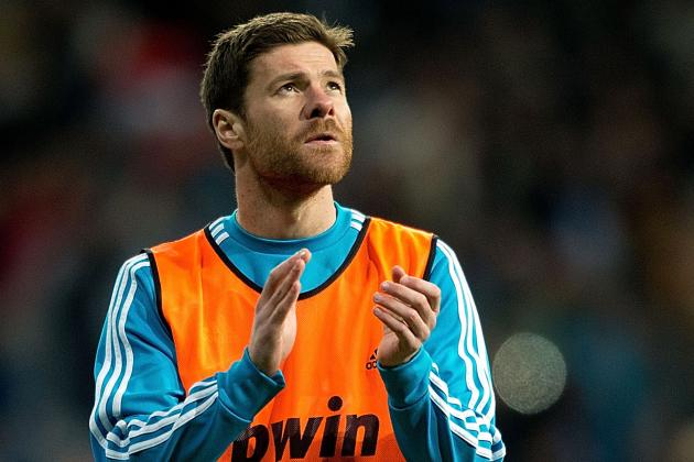 Xabi Alonso Considering His Options